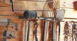 Historisches Werkzeug