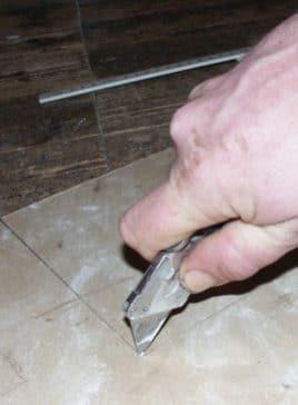Rigipswand reparieren - flicken (3)