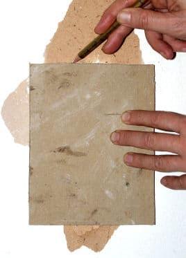 Rigipswand reparieren - flicken (4)
