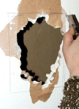 Großes Loch In Der Wand Reparieren : rigipswand reparieren wer s drauf hat der sollte sie flicken geht leicht mit unserer ~ Frokenaadalensverden.com Haus und Dekorationen