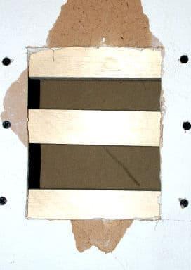 Rigipswand reparieren - flicken (7)