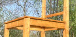Holz schleifen - ist nicht schwer