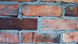 Das Gegenbeispiel: So sollten Sie Ihre Mauer nicht verfugen