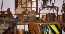 Heimwerker Werkstatt
