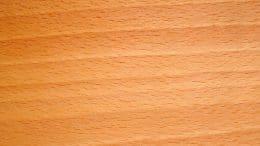 Buchenholz - liegende Maserung