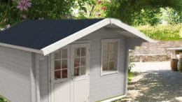 Gartenhaus aufbauen Schritt für Schritt