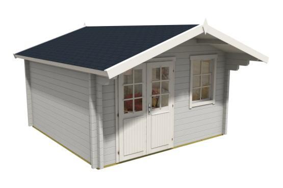 gartenhaus aufbauen der 5 schritt heimwerker tipps. Black Bedroom Furniture Sets. Home Design Ideas