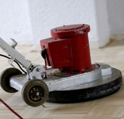 Parkett Schleifmaschine für Holzboden