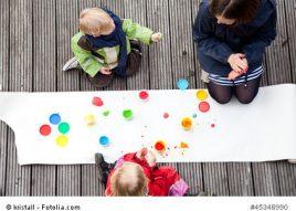 Bastelideen mit Kindern