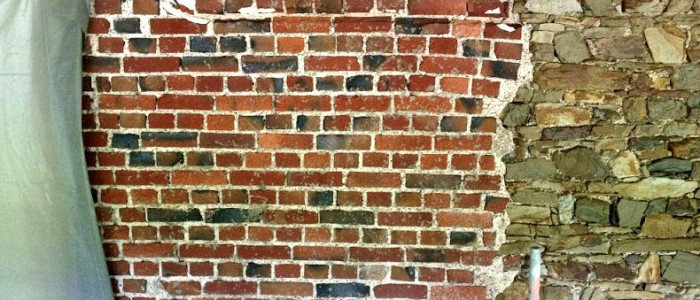 Fassadenreinigung - Trockeneis