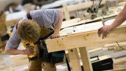Möbel selbst bauen - hat doch was