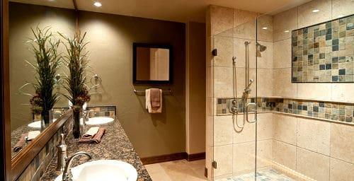 kosten drosseln im badezimmer |