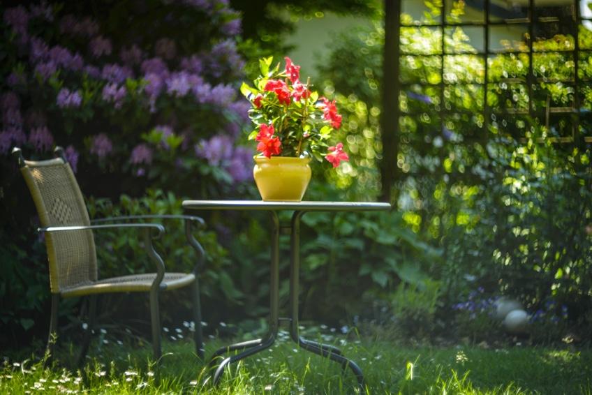 Moderne gartengestaltung heimwerker tipps - Garten strukturieren ...