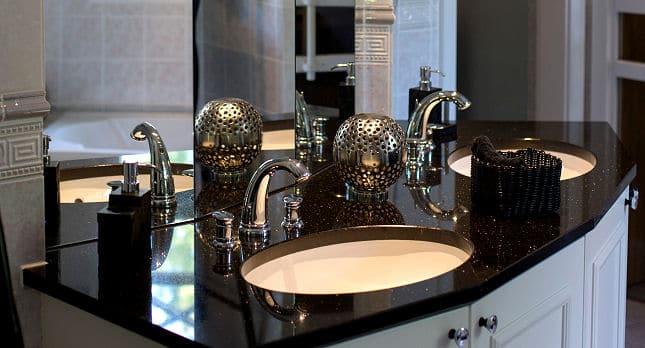 Modernes Badezimmer: Badezimmer und Schlafzimmer ⋆ Heimwerker Tipps
