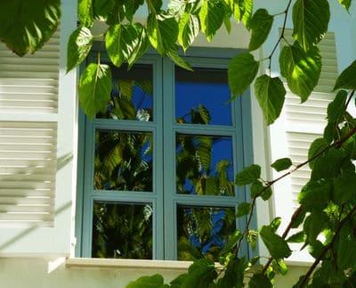 schönes neues Fenster