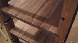 Regal aus Holz bauen