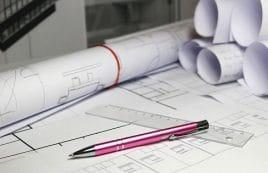 sorgfältige Planung ist beim Hausbau sehr wichtig