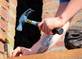 Hammer im Einsatz - Außen