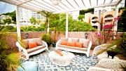 Terrassendach selbst bauen ist leichter als Sie vielleicht denken