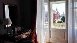 Zimmer mit schönem Ausblick