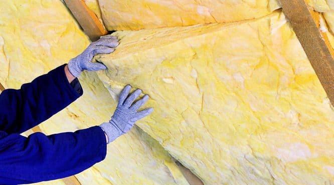 Dach Dämmung hilft gegen Hitze und Kälte