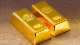 Gold im Haus ... gehört in den Tresorschrank - ganz klar