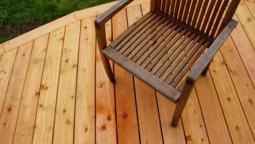 Eine Holzterrasse selber bauen