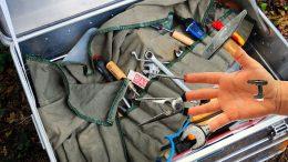 Hand Werkzeug Kiste