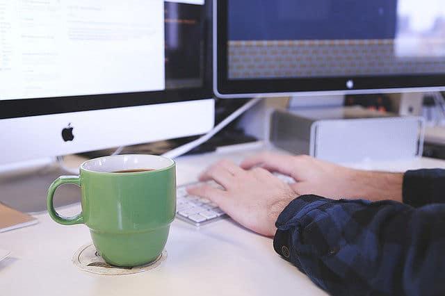 Ein Handwerker braucht heutzutage eine Website.