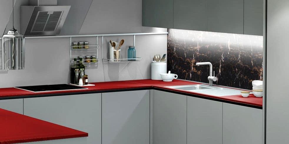 Optimale Küchenveredelung durch attraktive Rückwände |