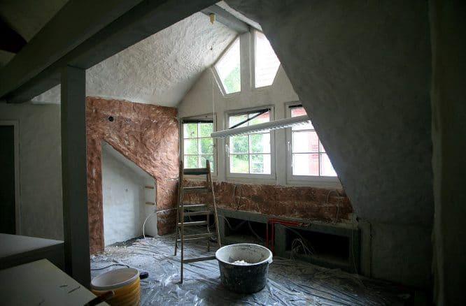 Ganze Wohnung renovieren