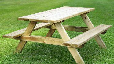 Picknick Tisch für den Garten