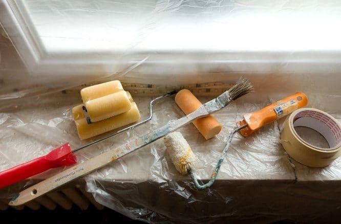 Nützliches Werkzeug beim Renovieren
