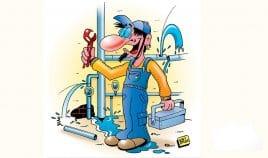 Fehlersuche beim Reparieren der Heizung