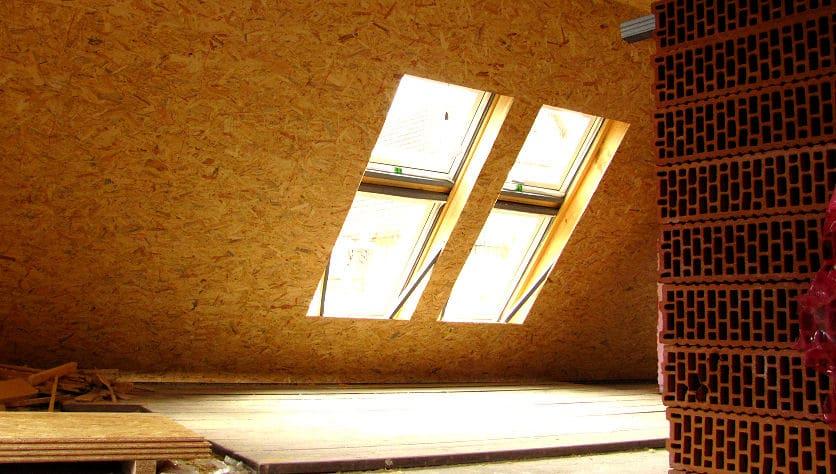 Dachfenster in Dachgeschoss einbauen