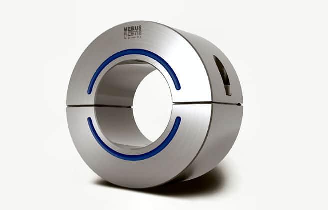 Merus-Ring für sauberes Wasser - ohne Chemie