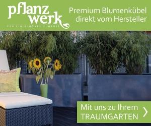 Blumenkübel zur Gartengestaltung direkt vom Hersteller