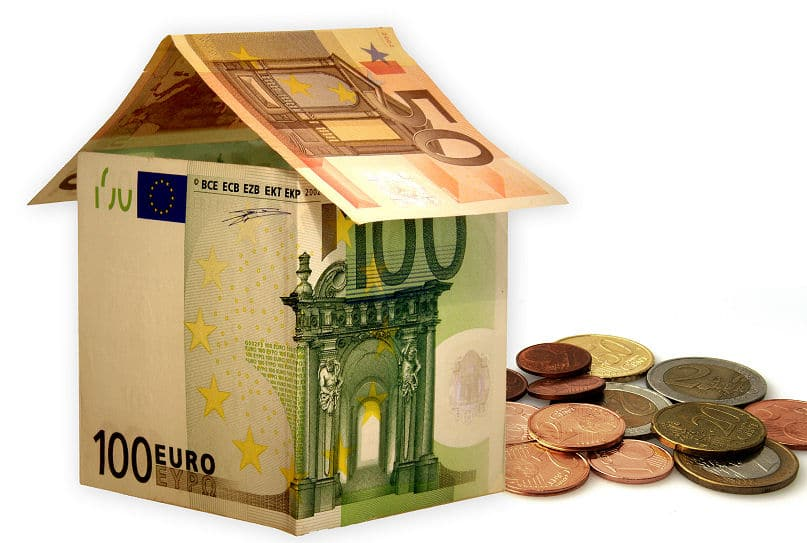 So ein Haus kostet einiges an Geld
