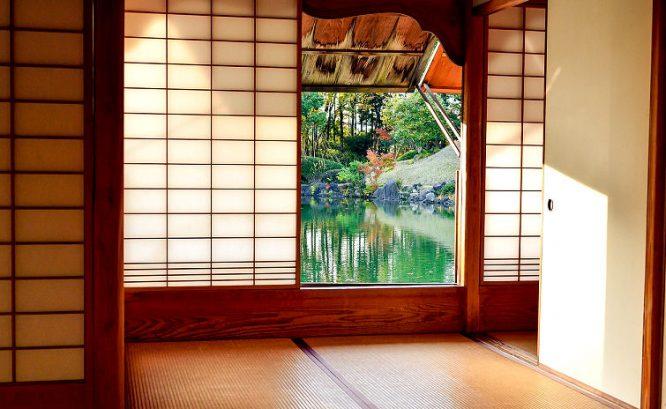 Energie effiziente Fenster in Japan