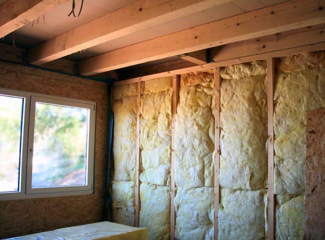 Energiesparhaus braucht gute Wärmedämmung