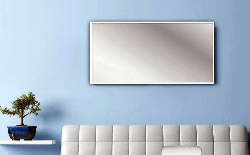 heizen mit einer infrarotheizung heimwerker tipps. Black Bedroom Furniture Sets. Home Design Ideas