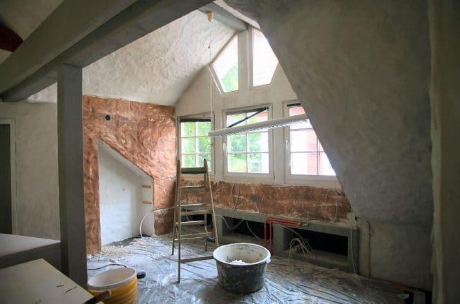 Auch kleine Renovierungsarbeiten wollen gut gemanagt sein