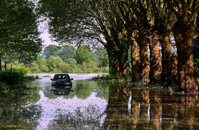 Regenwasser - so sehr wir es brauchen. Doch was zu viel ist zu viel.