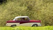 Autoreparatur bei einem alten Auto - ist ein Kostenfaktor