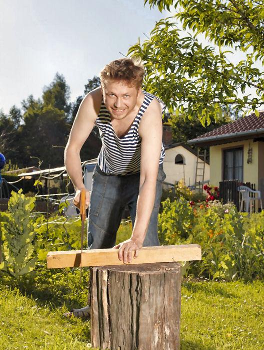 Hobbyhandwerker hat eigentlich immer Arbeit - und eher zu viel.