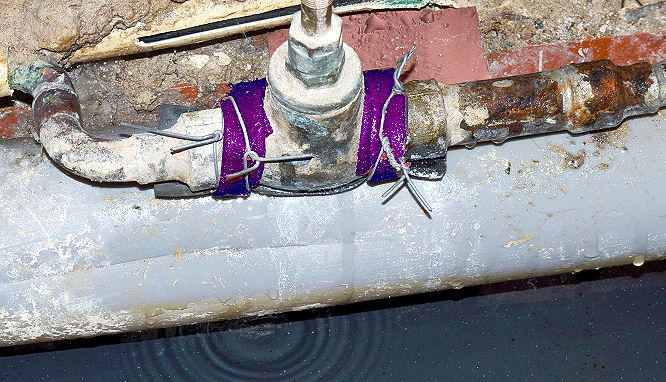Bekannt Wenn Abfluss und Rohr verstopft sind ⋆ Heimwerker Tipps KH78