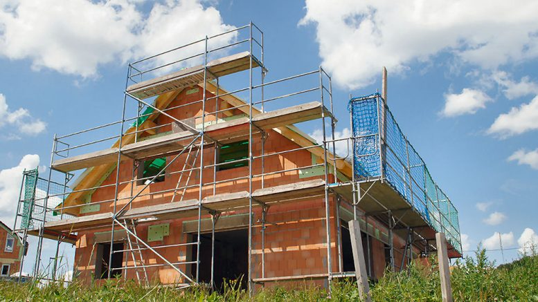 Die Immobilie für die ganze Familie will sorgfältig geplant werden.