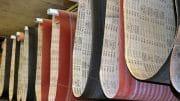grobe Körnung - feine Körnung - oder mittlere - für jeden Arbeitsschritt das richtige Schleifpapier