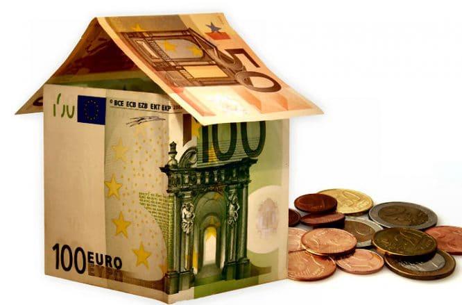 moderne Häuser - kleines Haus finanzieren ist meist leichter als ein großes.