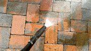 Was kann man alles mit einem Dampfreiniger reinigen? - Steinböden mit jeder Menge Ritzen auf jeden Fall!